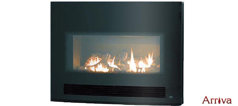 アリーバ ガス暖炉