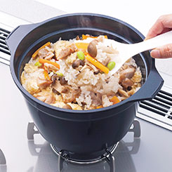クレア自動炊飯